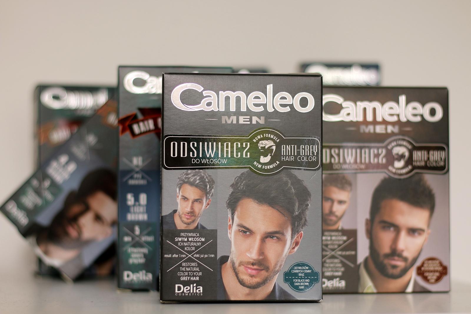 Cameleo odsiwiacz do włosów dla mężczyzn