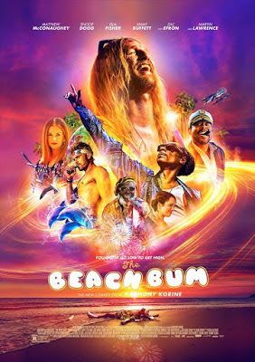 The Beach Bum [2019] [DVD] [R1] [NTSC] [Subtitulada]