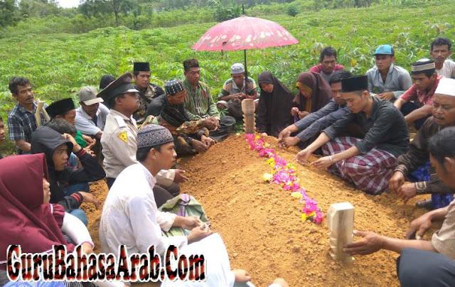 Foto Pemakaman Almahrum Kakek SatriaMandala ( SatriaMedia.net ).
