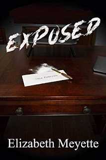 Exposed - breathtaking romantic suspense by Elizabeth Meyette