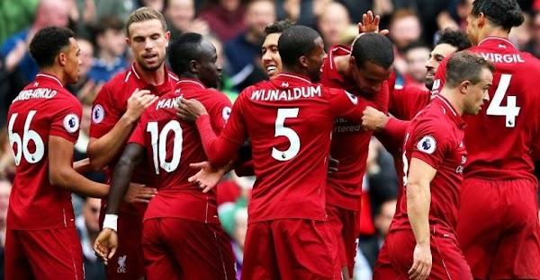 مشاهدة مباراة ليفربول وشالكه بث مباشر  6-8-2019م