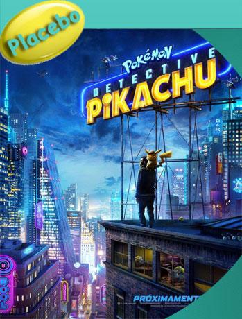 Pokémon Detective Pikachu (2019) HD [1080p-Placebo] Latino Dual [GoogleDrive] TeslavoHD