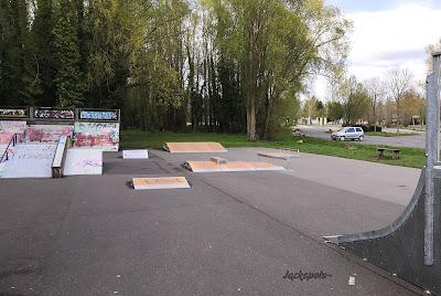 skate park etampes 2021