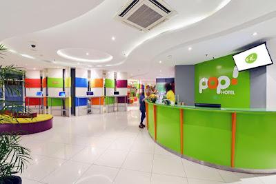 Hotel POP! Tanjung Karang