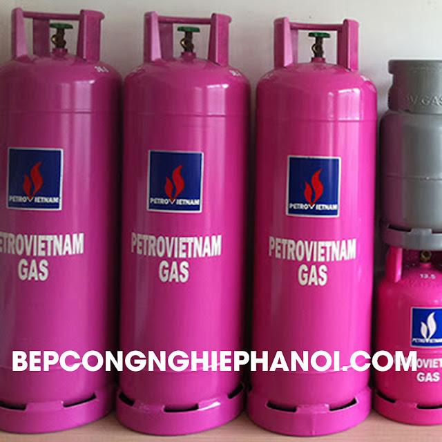 Petrolimex là một thương hiệu gas công nghiệp an toàn khuyến khích khách hàng sử dụng