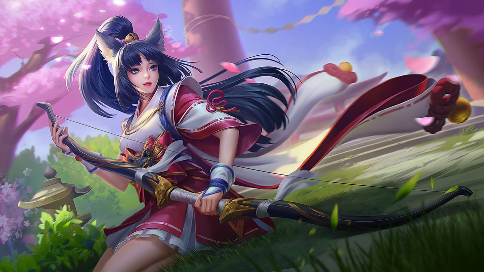 Wallpaper Miya Suzuhime Skin Mobile Legends HD for PC