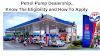 Petrol Pump Dealership Eligibility and Full Procedure (Explained)