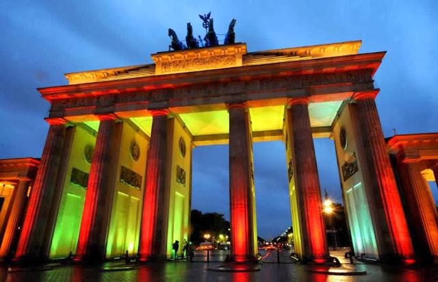 História do Portão de Brandemburgo em Berlim