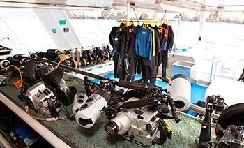 Turismo en Ecuador Crucero de buceo en las Islas Galápagos
