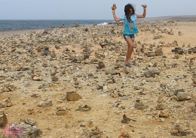Jardim dos Desejos em Aruba