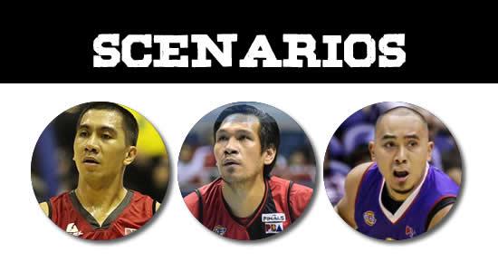 LIST: Scenarios if Ginebra, SMB, and Magnolia got tied at 6-5 win-loss record