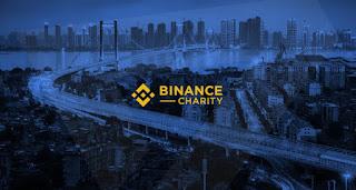 Binance Charity  تطلق مبادرة CryptoAgainstCOVID العالمية مع تبرع بقيمة مليون دولار