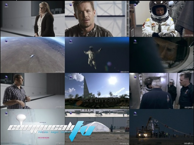 Red Bull Stratos: El Salto de Félix Baumgartner DVDRip Español