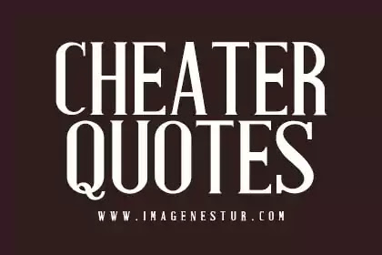cheater-quotes