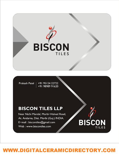 BISCON TILES LLP - 9898991620