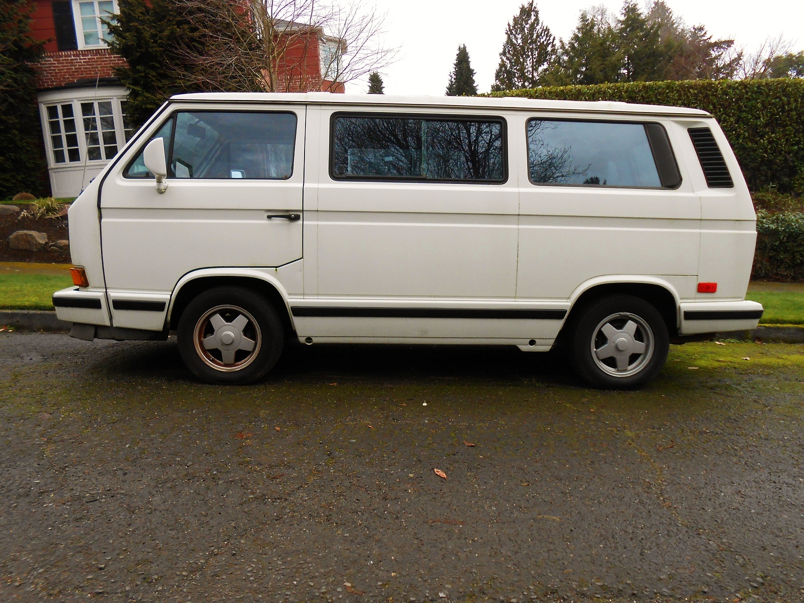 ad83234f233b2d Cishadea Car  1990 VW Vanagon Carat and 1986 VW AWD Transporter