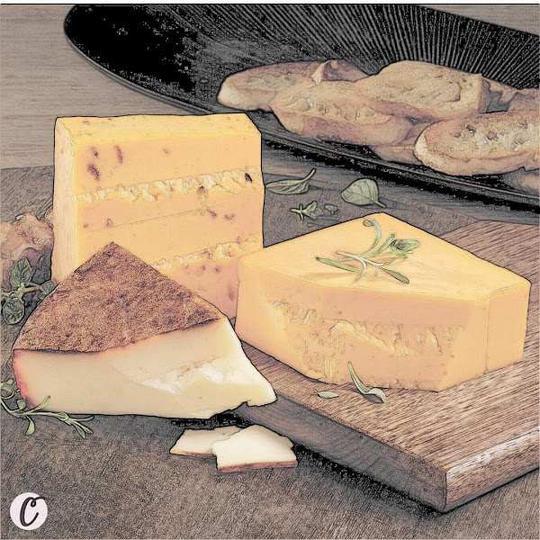 Cheddar Cheese 🧀 Assortment