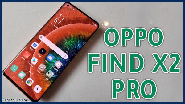 مواصفات سعر هاتف Oppo Find X2 Pro