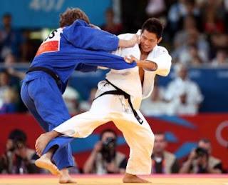 judo advanced foot throw technique