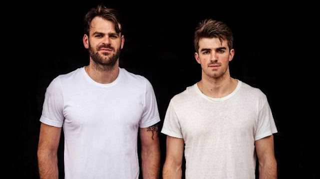 The Chainsmokers tampil di jakarta