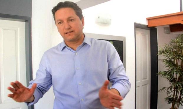 Elecciones 2021: Daniel Salaverry inscribe lista a la presidencia en Somos Perú