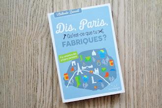 Lundi Librairie : Dis, Paris, qu'est-ce que tu fabriques ? - Nathalie Zaouati