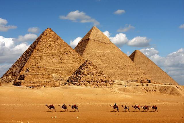 Mystery And Secrets of Pyramids And Tutankhamen
