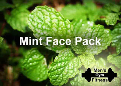 8 Homemade Face Pack Will Make Your Face Glowing & Oil Free In Summer:- Mint Face Pack