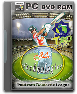 Download Faysal Bank T20 Cup Patch