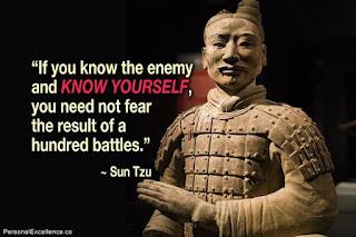36 Strategi Memenangkan Perang Sun Tzu yang legendaris (video)