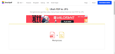 Cara Mengubah PDF Menjadi Gambar Tanpa Aplikasi