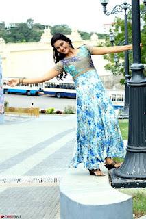 Pooja Jhaveri romancing Vijay Devarakonda in movie Dwaraka (4).jpg