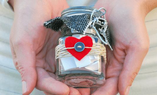 sevgiliye el yapımı sürpriz hediyeler