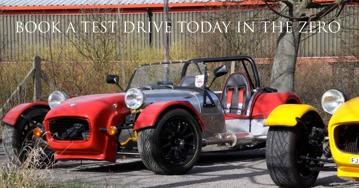 Great British Sports Cars Ltd: ZERO RACE CHASSIS COLLECTED ...