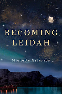 BECOMING LEIDAH COVER