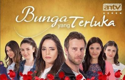Biodata Lengkap Pemain Drama Bunga Yang Terluka ANTV