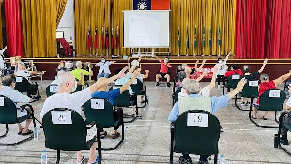 彰化榮家守護住民健康 高齡衰弱、失能高風險介入照護