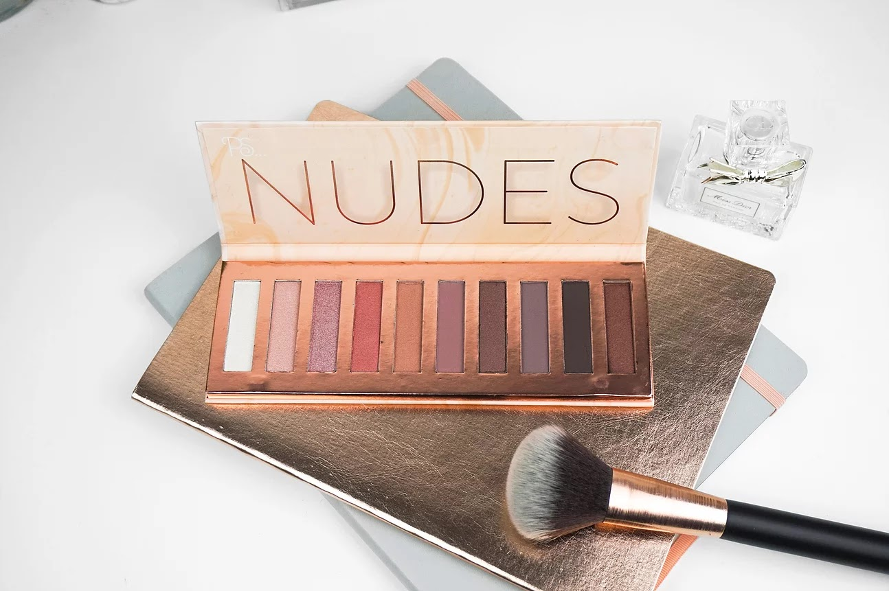 Primark Nudes Eye shadow Palette