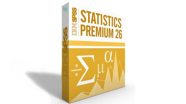 Download SPSS 26 Premium Mới Nhất