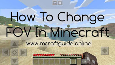 How To Change FOV In Minecraft [Step-By-Step Instructions]