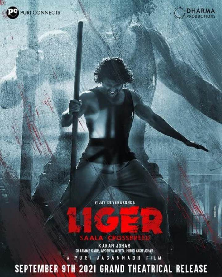 Liger full movie download in Hindi Dubbed