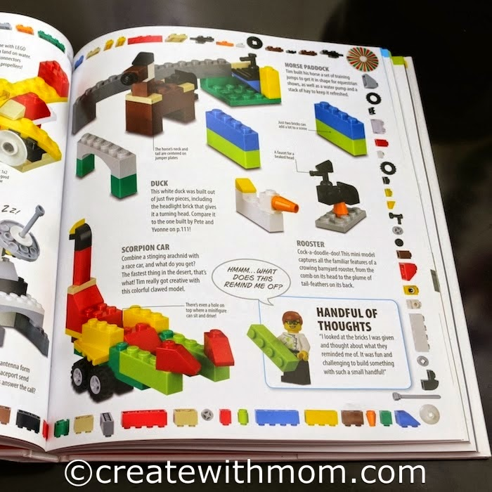 Create With Mom: Win Your Own LEGO Play book