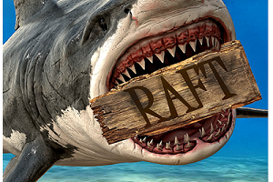 Raft Survival: Ultimate Mod Apk 6.4.0 (Unlimited Resources)