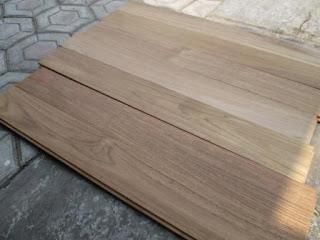 flooring jati Grade Export