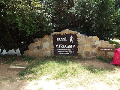 Ashnil Mara Camp with Escape Worldwide