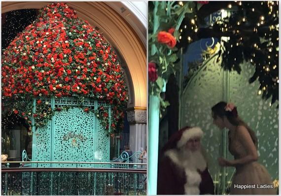 meet santa christmas events in sydney