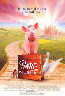 Babe Pig in the City (1998) เบ๊บ หมูน้อยหัวใจเทวดา 2 (เสียงไทย)