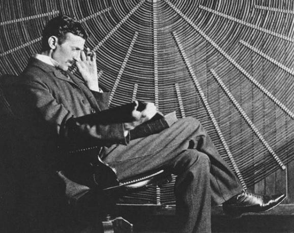 Nikolas Tesla, ilmuwan abad 19