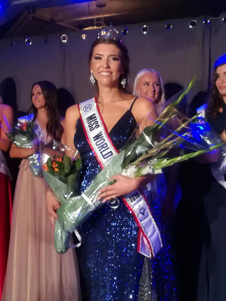 miss world norway 2018 winner madelen michelsen