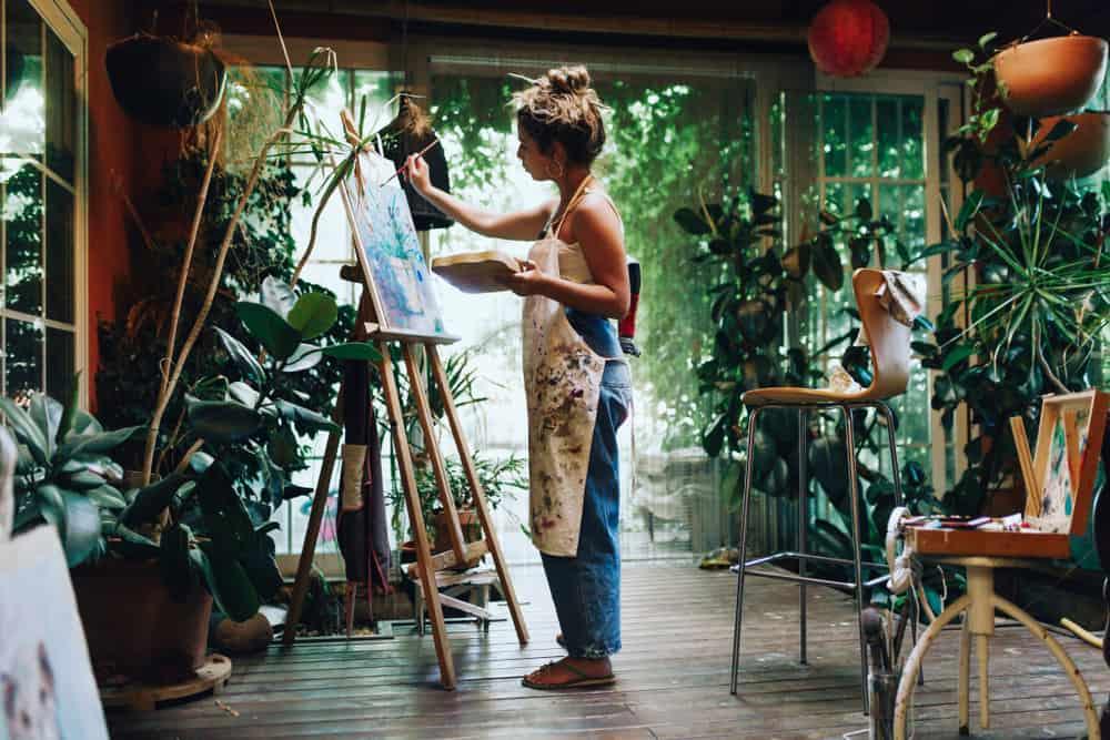 50 frases de pintura creativa para inspirar tu obra de arte